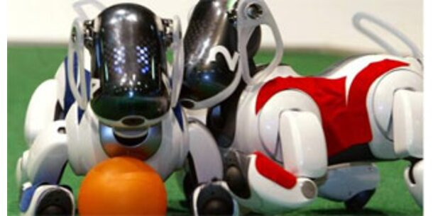 Österreich mit Chancen bei Robober-Fußball-EM