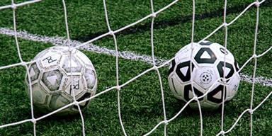 Fussball Fußball Symbolbild