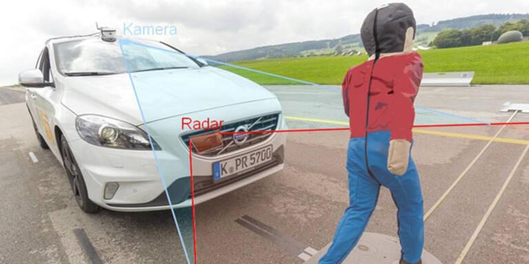 Test: 5 Systeme zur Fußgänger-Erkennung