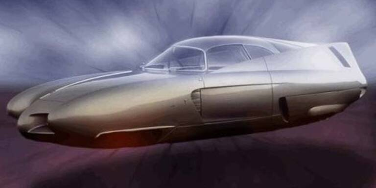 Futurama Flying Car um 50.000 Dollar