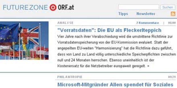 ORF verkauft IT-Portal