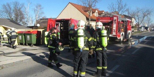 CO-Austritt in Asylquartier: 9 Verletzte