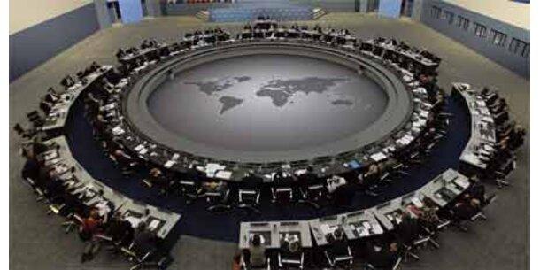 G-20 sehen Fortschritte gegen die Krise