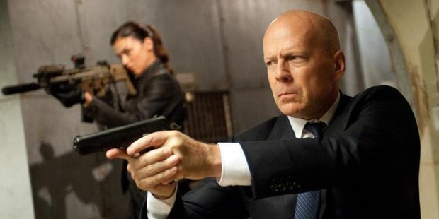 Actionspektakel: Bruce Willis in G.I. Joe