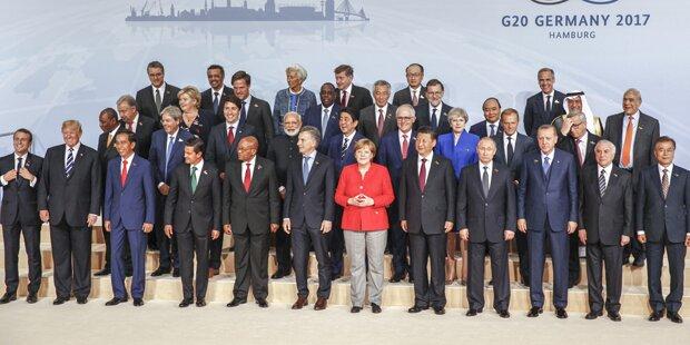 G20-Gipfel einigt sich zu Welthandel