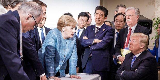 Die Eskalationsstufen im Handelsstreit
