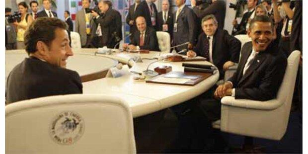 Die ersten G-8-Beschlüsse im Überblick
