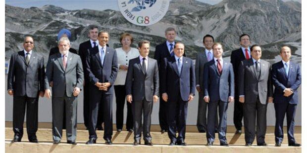 Einigung auf gemeinsames Klimaziel