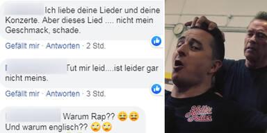 Er rappt auf Englisch! Gabalier-Arnie-Song spaltet Fans