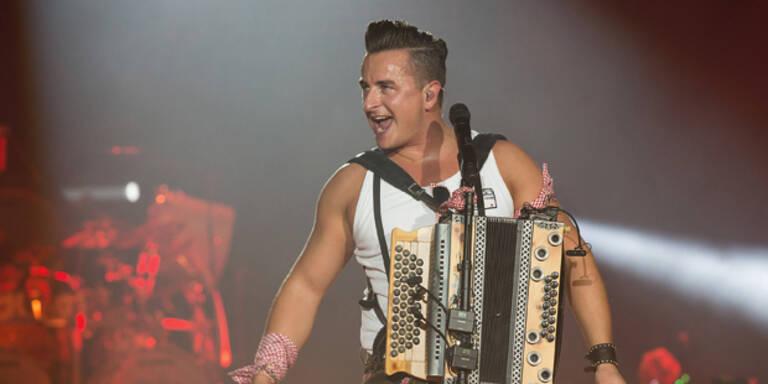Gabalier: Wilde Party in Tirol