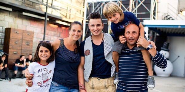Gabalier macht Fälbl-Tochter happy