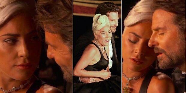 Oscar-Flirt: Coopers Liebes-Krise