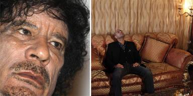 Libyen: Rebellen jagen Gaddafi