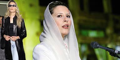 Aisha Gaddafi