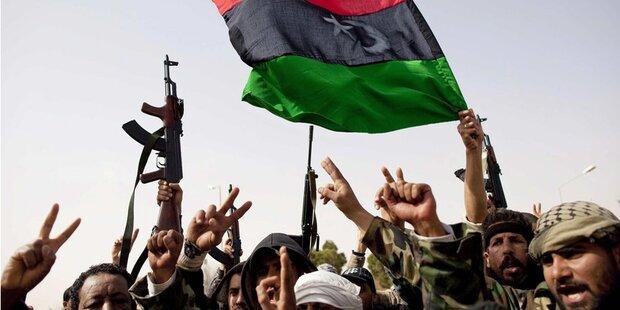 Rebellen kündigen Sturm auf Bani Walid an