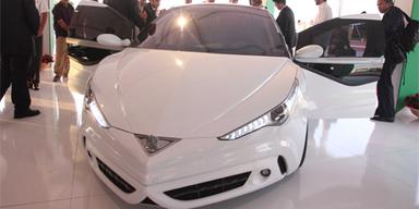 Das Auto des Diktators