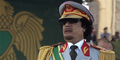 Moammar Gaddafi - das ältest dienende Staatsoberhaupt der Welt. Bild: Reuters