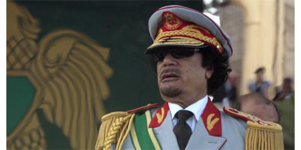 Jetzt auch Aufstand gegen Gaddafi