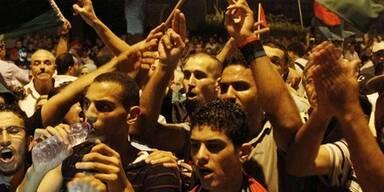 Gaddafi am Ende: Tripolis ist erobert