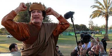 Kampf um Gaddafis Residenz begonnen