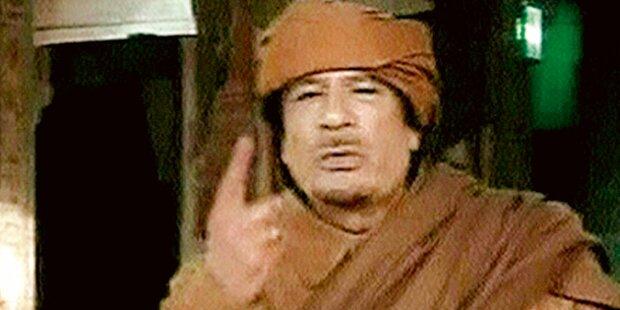 Gaddafi-Anhänger nach Niger geflüchtet