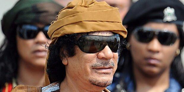 Gaddafis letzter Wille aufgetaucht