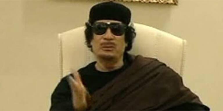 Libyen: Verwirrung um Gaddafi-Verletzung