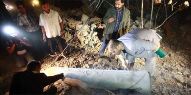 Gaddafi-Sohn bei NATO-Luftangriff getötet