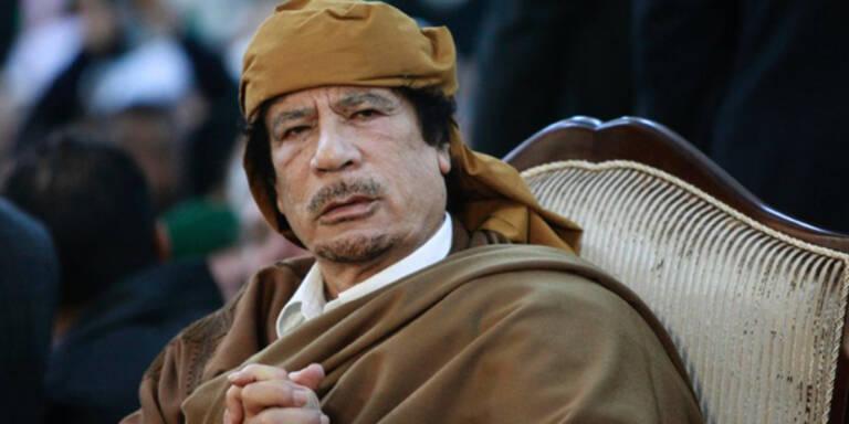 Österreich gibt libysche Gelder frei