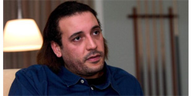 Anzeige gegen Gaddafi-Sohn zurückgezogen