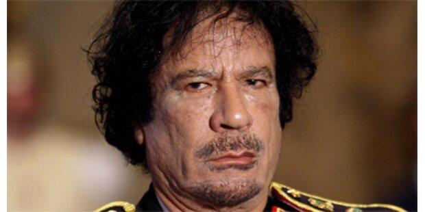 Gaddafi durfte nicht in Roms Senat