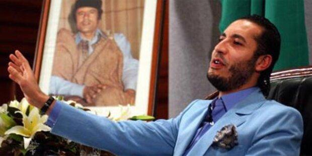 Gaddafi-Sohn prellt Hotel-Rechnung