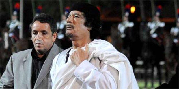 5 Mrd Euro - Gaddafi erpresst Europa