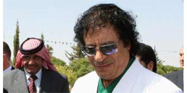 Verteidigungsabkommen zwischen Paris und Lybien