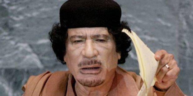 Libyen verhängt