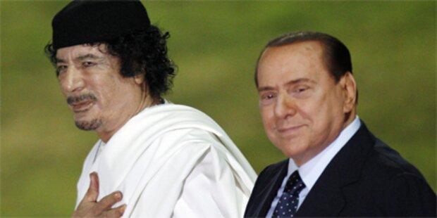 Berlusconi: Lage ist außer Kontrolle
