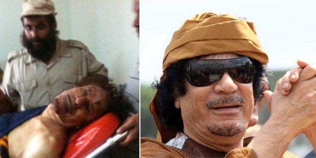 Gaddafi: Vermögen von 200 Mrd. Dollar