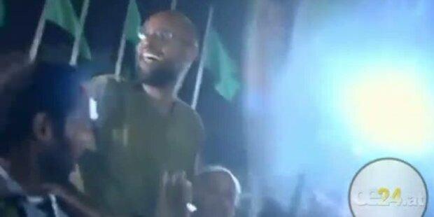 Gaddafi-Sohn Saif al-Islam frei