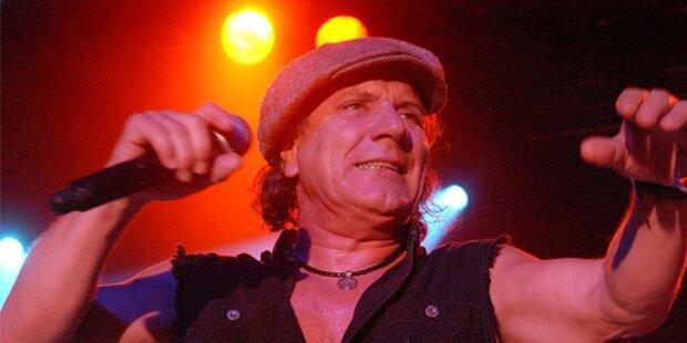 AC/DC stellen Tour in Aussicht