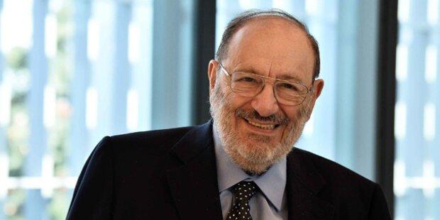 Gutenberg-Preis geht an Umberto Eco