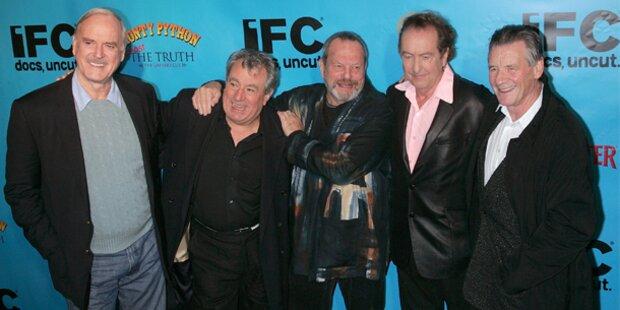 Monty Python proben für neue Show