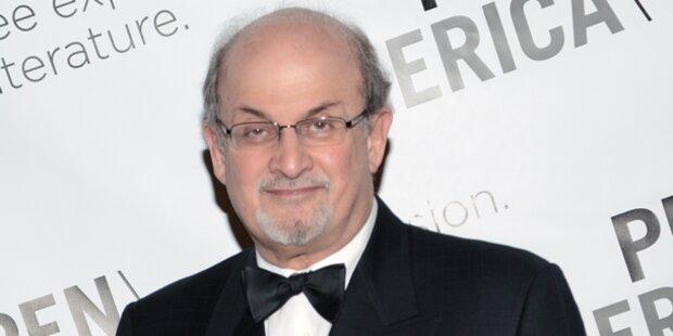 PEN-Pinter-Preis für Salman Rushdie