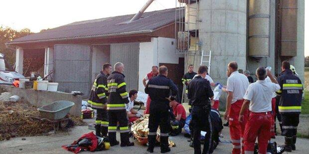Gärgas-Unfall: Auch Tochter nun gestorben