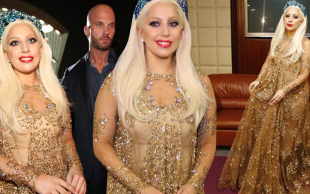Lady Gaga kann auch elegant