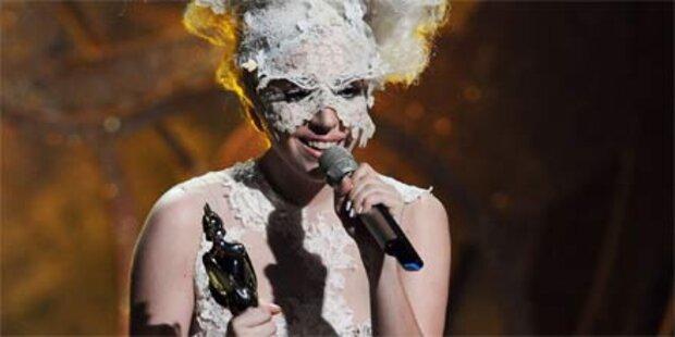 Lady Gaga räumte bei den Brit Awards ab