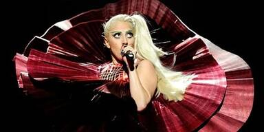 Lady Gaga dominiert Europa-MTV-Awards