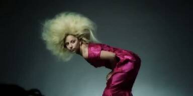 Shooting: Lady Gaga posiert für die Vogue