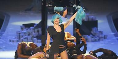 US-Charts: Lady Gaga stürzt überall ab
