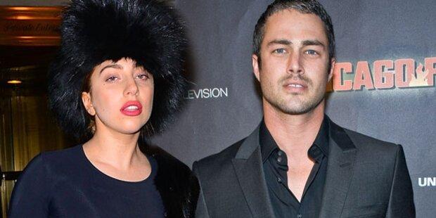 Lady Gaga von ihrem Freund abserviert