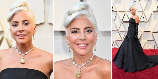 Lady Gaga: Ihr Schmuck ist 30 Millionen wert!
